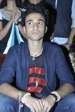 Raghav Juyal  at Sonali Cable promotions in Sydenham college, Mumbai on 21st Sept 2014 (102)_541fcd6b94ef4.JPG