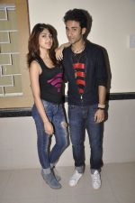 Rhea Chakraborty, Raghav Juyal  at Sonali Cable promotions in Sydenham college, Mumbai on 21st Sept 2014 (107)_541fcd5c0f505.JPG