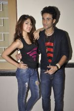 Rhea Chakraborty, Raghav Juyal  at Sonali Cable promotions in Sydenham college, Mumbai on 21st Sept 2014 (111)_541fcd5d3a371.JPG