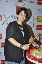 Falguni Pathak at big fm to talk about the dandia season in Mumbai on 23rd Sept 2014 (21)_54223005397f7.JPG