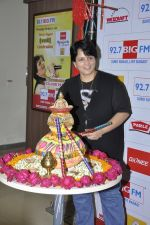 Falguni Pathak at big fm to talk about the dandia season in Mumbai on 23rd Sept 2014 (25)_5422300821355.JPG
