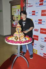Falguni Pathak at big fm to talk about the dandia season in Mumbai on 23rd Sept 2014 (26)_54223008ccb0a.JPG