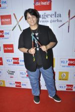 Falguni Pathak at big fm to talk about the dandia season in Mumbai on 23rd Sept 2014 (30)_5422300b64ea4.JPG