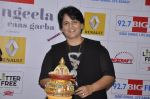 Falguni Pathak at big fm to talk about the dandia season in Mumbai on 23rd Sept 2014 (8)_54222ffc9fe05.JPG