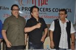 Sajid Nadiadwala, Subhash Ghai, Ramesh Taurani at IFTPC meet in Sun N Sand, Juhu on 24th Sept 2014 (34)_5422d0c87bec6.JPG