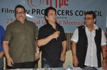 Sajid Nadiadwala, Subhash Ghai, Ramesh Taurani at IFTPC meet in Sun N Sand, Juhu on 24th Sept 2014 (35)_5422d0b48aba6.JPG