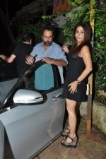 Krishika Lulla snapped at Olive on 24th Sept 2014 (14)_54244486d30d8.JPG