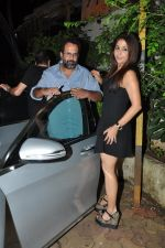 Krishika Lulla snapped at Olive on 24th Sept 2014 (15)_54244487769c0.JPG
