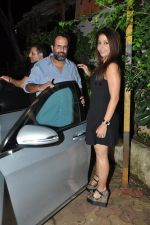 Krishika Lulla snapped at Olive on 24th Sept 2014 (17)_54244488a6c5e.JPG