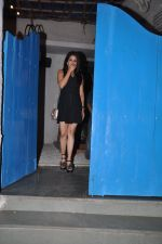Krishika Lulla snapped at Olive on 24th Sept 2014 (7)_542444830cceb.JPG