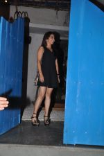 Krishika Lulla snapped at Olive on 24th Sept 2014 (9)_5424448436c92.JPG