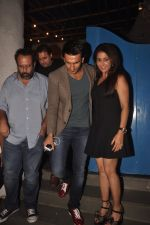 Ranveer Singh, Krishika Lulla snapped at Olive on 24th Sept 2014 (48)_5424448d10ede.JPG