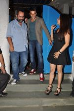 Ranveer Singh, Krishika Lulla snapped at Olive on 24th Sept 2014 (53)_5424448e49f24.JPG