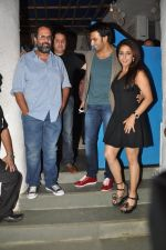 Ranveer Singh, Krishika Lulla snapped at Olive on 24th Sept 2014 (56)_5424448f0ac94.JPG