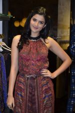 Deeksha Seth at Ritu Kumar store launch in Palladim on 25th Sept 2014 (39)_54255d6897b01.JPG