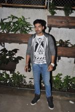 Gurmeet Choudhary at 3AM premiere in Sunny Super Sound on 25th Sept 2014 (25)_542596650f070.JPG