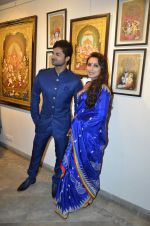 Rani Mukherjee inaugurates Suvigya Sharma_s art exhibition in Cymroza Art Gallery on 25th Sept 2014 (122)_54255cca0133b.JPG