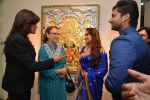 Rani Mukherjee inaugurates Suvigya Sharma_s art exhibition in Cymroza Art Gallery on 25th Sept 2014 (169)_54255cd2d312b.JPG