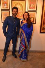 Rani Mukherjee inaugurates Suvigya Sharma_s art exhibition in Cymroza Art Gallery on 25th Sept 2014 (181)_54255cd90658b.JPG