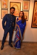 Rani Mukherjee inaugurates Suvigya Sharma_s art exhibition in Cymroza Art Gallery on 25th Sept 2014 (182)_54255cd98c96d.JPG