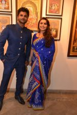 Rani Mukherjee inaugurates Suvigya Sharma_s art exhibition in Cymroza Art Gallery on 25th Sept 2014 (185)_54255cdb13178.JPG