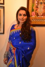 Rani Mukherjee inaugurates Suvigya Sharma_s art exhibition in Cymroza Art Gallery on 25th Sept 2014 (201)_54255ce3e87df.JPG