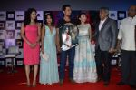 Tripta Parashar, Rachna Shah, Randeep Hooda, Ferena Wazeir , Deepa Sahi, Ketan Mehta at Rang Rasiya music launch in Deepak Cinema on 25th Sept 2014 (279)_54259993682a3.JPG