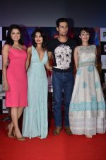 Tripta Parashar, Rachna Shah, Randeep Hooda, Ferena Wazeir at Rang Rasiya music launch in Deepak Cinema on 25th Sept 2014 (279)_54259c056cb1b.JPG