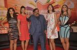 Aarti Chhabria, Gauhar Khan, Sophie Choudry, Daisy Shah at country club_s new year bash in Mumbai on 26th Sept 2014 (89)_54269fac2585f.JPG