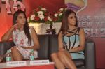Aarti Chhabria, Gauhar Khan at country club_s new year bash in Mumbai on 26th Sept 2014 (24)_54269f2418613.JPG