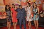 Aarti Chhabria, Gauhar Khan, Sophie Choudry, Daisy Shah at country club_s new year bash in Mumbai on 26th Sept 2014 (91)_54269f2547e83.JPG