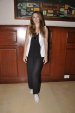 Dina Umarova at Amy Billimoria_s fittings in Mumbai on 26th Sept 2014 (20)_5426a06b5a44f.JPG