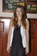 Dina Umarova at Amy Billimoria_s fittings in Mumbai on 26th Sept 2014 (21)_5426a06bd688f.JPG