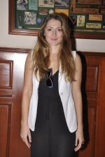 Dina Umarova at Amy Billimoria_s fittings in Mumbai on 26th Sept 2014 (22)_5426a06c6d8d6.JPG