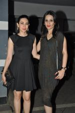 Karisma Kapoor, Anu Dewan at Sanjay Kapoor_s bash for his mom in Mumbai on 26th Sept 2014 (75)_5426a70495d5a.JPG