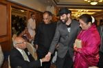 Poonam Sinha, Luv Sinha, Shatrughan Sinha at bash hosted for him by Pahlaj Nahlani in Mumbai on 26th Sept 2014 (34)_54269e5c27657.JPG