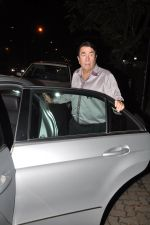 Randhir Kapoor at Sanjay Kapoor_s bash for his mom in Mumbai on 26th Sept 2014 (107)_5426a65c39fc1.JPG
