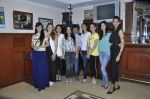Sunaina Gulzar, Dina Umarova at Amy Billimoria_s fittings in Mumbai on 26th Sept 2014 (15)_5426a15884745.JPG
