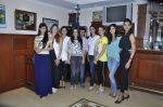 Sunaina Gulzar, Dina Umarova at Amy Billimoria_s fittings in Mumbai on 26th Sept 2014 (16)_5426a1590c352.JPG