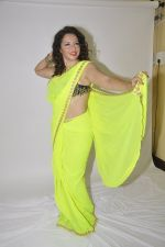 Italian soprano singer Gioconda who shot a single with Mika in an Indian shoot in Mumbai on 27th Sept 2014 (28)_54277df189067.JPG