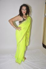 Italian soprano singer Gioconda who shot a single with Mika in an Indian shoot in Mumbai on 27th Sept 2014 (45)_54277dfc77690.JPG