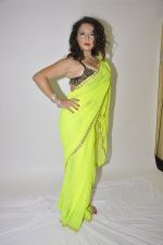 Italian soprano singer Gioconda who shot a single with Mika in an Indian shoot in Mumbai on 27th Sept 2014 (46)_54277dfd0f6ef.JPG