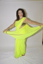 Italian soprano singer Gioconda who shot a single with Mika in an Indian shoot in Mumbai on 27th Sept 2014 (55)_54277e024d5a1.JPG