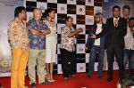 Lisa Haydon, Akshay Kumar, Abhishek Sharma,  Annu Kapoor, Piyush Mishra, Anupam Kher, Tigmanshu Dhulia at The Shaukeen trailor launch in PVR, Mumbai on 27th Sept 2014 (27)_54277f9a2853f.JPG
