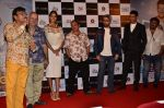 Lisa Haydon, Akshay Kumar, Abhishek Sharma,  Annu Kapoor, Piyush Mishra, Anupam Kher, Tigmanshu Dhulia at The Shaukeen trailor launch in PVR, Mumbai on 27th Sept 2014 (52)_5427803778494.JPG