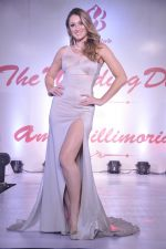 Dina Umarova at Wedding Show by Amy Billiomoria in Mumbai on 28th Sept 2014 (302)_542996c72f585.JPG