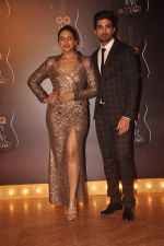 Huma Qureshi, Saqib Saleem at GQ Men of the Year Awards 2014 in Mumbai on 28th Sept 2014 (329)_5429a031285bb.JPG