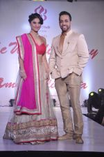 RJ Archana, Salil Acharya at Wedding Show by Amy Billiomoria in Mumbai on 28th Sept 2014 (269)_542999a891981.JPG