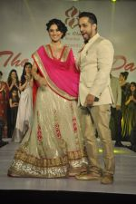 RJ Archana, Salil Acharya at Wedding Show by Amy Billiomoria in Mumbai on 28th Sept 2014 (579)_542999ad3016e.JPG