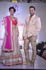 RJ Archana, Salil Acharya at Wedding Show by Amy Billiomoria in Mumbai on 28th Sept 2014 (265)_542999a623b30.JPG
